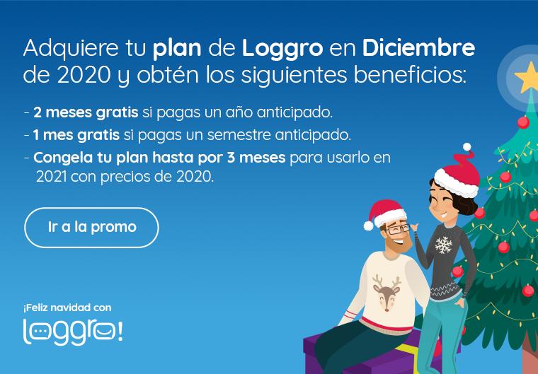¡Empieza a usar Loggro en 2021 con precios de 2020 y meses adicionales sin costo!