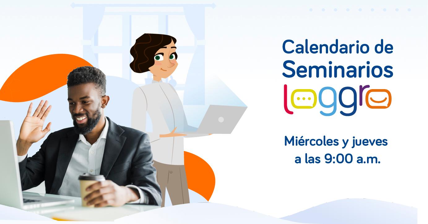 Cronograma Seminarios y Capacitaciones en Línea Septiembre de 2021